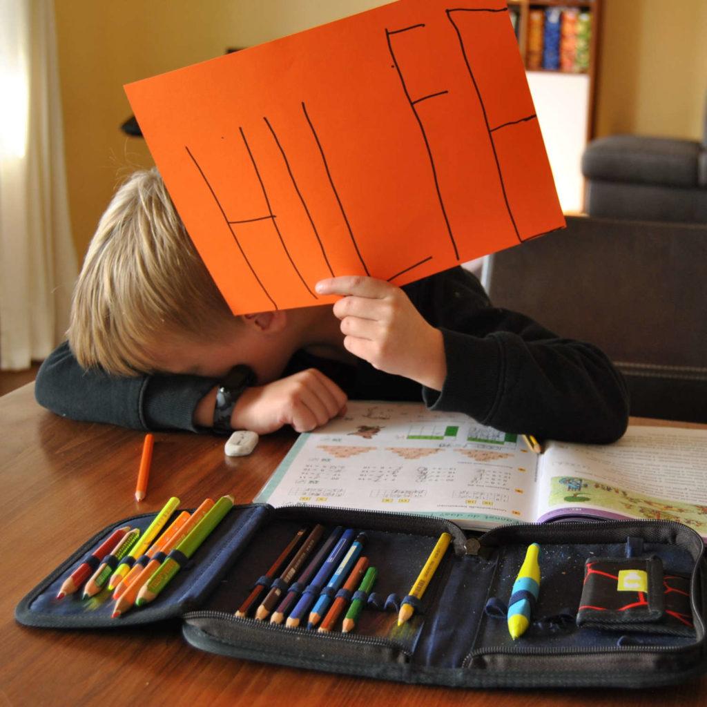 Schulprobleme Versagensangst Schulverweigerer